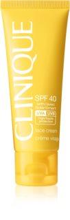 Clinique Sun SPF 40 Face Cream αντηλιακή κρέμα προσώπου SPF 40