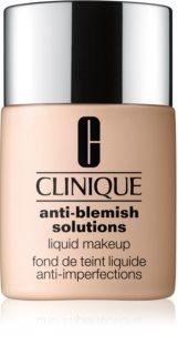 Clinique Anti-Blemish Solutions™ Liquid Makeup течен фон дьо тен за проблемна кожа, акне