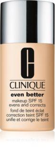 Clinique Even Better™ Even Better™ Makeup SPF 15 korekční make-up SPF 15