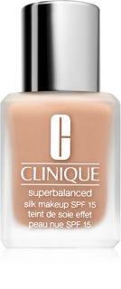 Clinique Superbalanced™ Silk Makeup SPF 15 hodvábne jemný make-up SPF 15