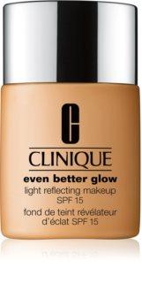 Clinique Even Better™ Glow Light Reflecting Makeup SPF 15 make-up pro rozjasnění pleti SPF 15