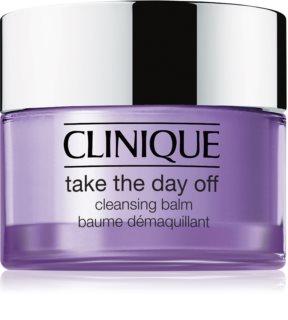 Clinique Take The Day Off™ Cleansing Balm очищуючий бальзам для зняття макіяжу