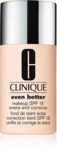 Clinique Even Better™ Even Better™ Makeup SPF 15 Korrektur Foundation LSF 15