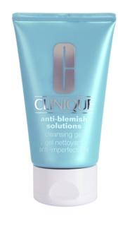 Clinique Anti-Blemish Solutions gel za čišćenje za nepravilnosti na koži lica