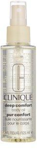 Clinique Deep Comfort Nourishing Body Oil