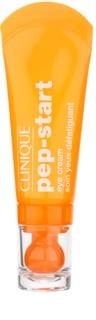 Clinique Pep-Start crema de ochi hidratanta impotriva cearcanelor si ochilor umflati