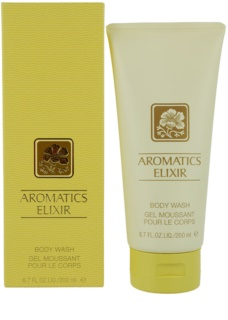 Clinique Aromatics Elixir gel doccia da donna