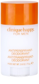 Clinique Happy for Men deodorant stick voor Mannen