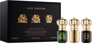 Clive Christian Traveller SET coffret III. para homens