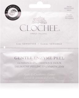 Clochee Sensitive delikatny peeling enzymatyczny dla cery wrażliwej