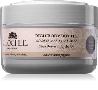 Clochee Simply Organic burro nutriente corpo