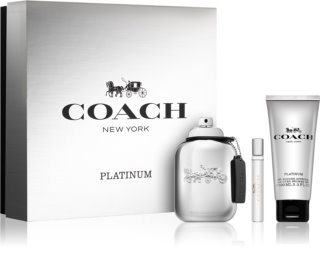 Coach Platinum Gift Set I. for Men