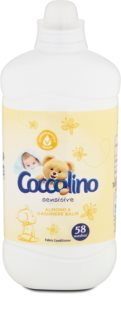 Coccolino Sensitive Almond & Cashmere μαλακτικό ρούχων