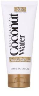 Coconut Water  XBC cremă hidratantă pentru mâini și unghii