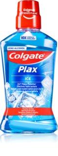 Colgate Plax Ice Mouthwash without Alcohol