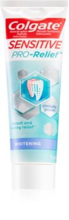 Colgate Sensitive Pro Relief + Whitening Blegende tandpasta Til sensitive tænder