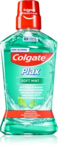 Colgate Plax Soft Mint Plaque Mouthwash