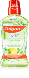 Colgate Plax Tea & Lemon bain de bouche anti-plaque dentaire
