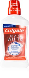 Colgate Max White Expert Whitening Dental Mounthwash without Alcohol