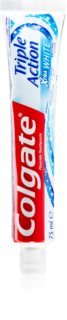 Colgate Triple Action Xtra White Whitening Toothpaste with Fluoride