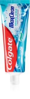 Colgate Max Clean Mineral Scrub dentifricio in gel per un alito fresco
