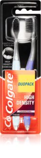 Colgate High Density Charcoal Soft Zahnbürste 2 pc