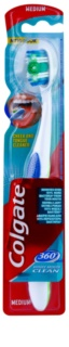 Colgate 360° Whole Mouth Clean οδοντόβουρτσα μέτριο