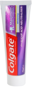 Colgate Maximum Cavity Protection Plus Sugar Acid Neutraliser dentifricio sbiancante