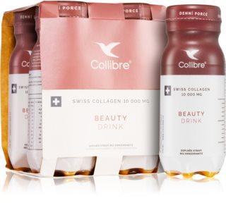 Collibre Beauty drink kolagenový nápoj pro regeneraci pokožky, vlasů a nehtů