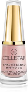 Collistar Gloss Nail Lacquer Gel Effect лак для нігтів