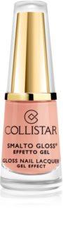 Collistar Gloss Nail Lacquer Gel Effect lac de unghii