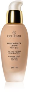 Collistar Foundation Anti-Age Lifting Foundation make-up s liftingovým účinkom SPF 10