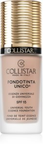 Collistar Unico Foundation Rejuvenating Foundation SPF 15