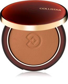 Collistar Silk Effect Bronzing Powder poudre compacte bronzante