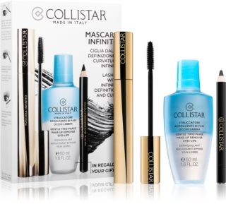 Collistar Mascara Infinito Cosmetic Set VI. for Women