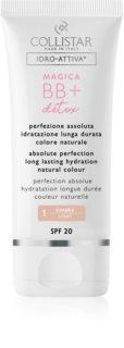 Collistar Idro-Attiva Magica BB + Detox vlažilna BB krema SPF 20