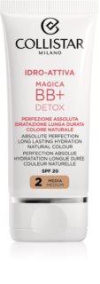 Collistar Idro-Attiva Magica BB + Detox hydratační BB krém SPF 20