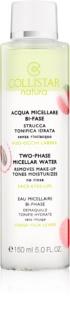 Collistar Natura Zwei-Phasen Mizellenwasserr
