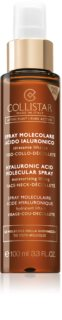 Collistar Pure Actives Hyaluronic Acid Molecular Spray spray met hyaluronzuur
