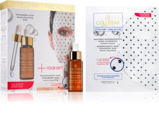 Collistar Pure Actives Hyaluronic Acid coffret para mulheres
