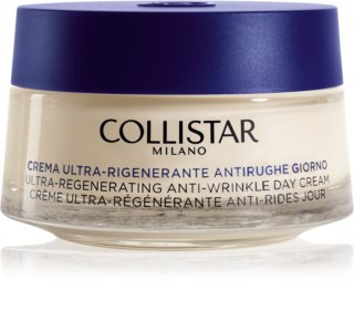 Collistar Special Anti-Age Ultra-Regenerating Anti-Wrinkle Day Cream intenzív regeneráló krém a ráncok ellen