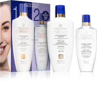 Collistar Special Anti-Age Anti-Age Cleansing Milk Gift Set  I. voor Vrouwen