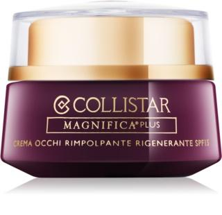 Collistar Magnifica Plus kisimító szemkörnyékápoló gél SPF 15