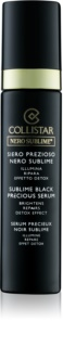 Collistar Nero Sublime® sérum illuminateur visage