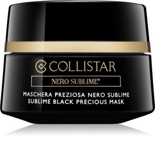 Collistar Nero Sublime® máscara regeneradora e desintoxicante