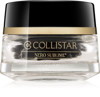 Collistar Nero Sublime® Verstevigende Oogserum  in Capsules