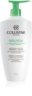 Collistar Special Perfect Body Anticellulite Thermal Cream crème pour le corps raffermissante anti-cellulite