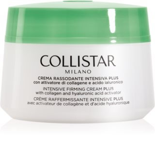 Collistar Special Perfect Body Intensive Firming Cream поживний крем для тіла