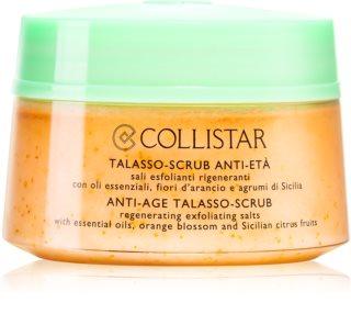 Collistar Special Perfect Body Anti-Age Talasso-Scrub regenerační peeling