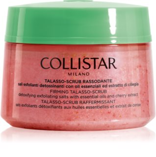 Collistar Special Perfect Body Firming Talasso-Scrub gel de dus exfoliant pentru fermitate